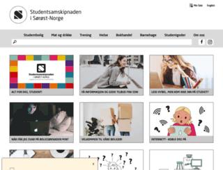 sitel.no screenshot