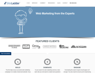 siteladder.com screenshot