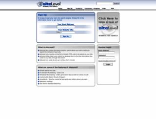 sitelevel.com screenshot