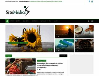 sitemedico.com.br screenshot