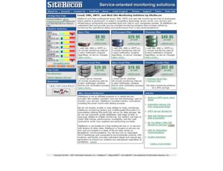 siterecon.com screenshot