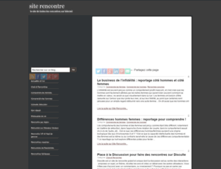 siterencontre.me screenshot