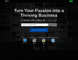 siterubix.com screenshot