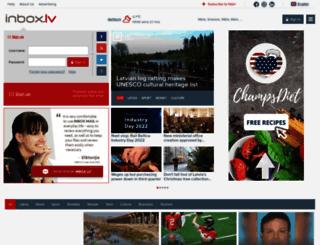 sites.inbox.lv screenshot