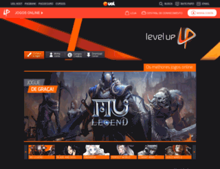 sites.levelupgames.com.br screenshot