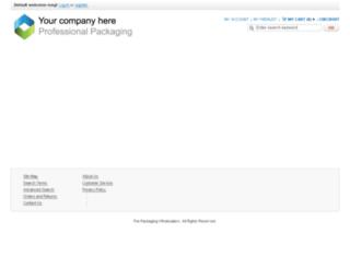 sites.packagingwholesalers.com screenshot