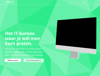 sites.sparklymedia.nl screenshot