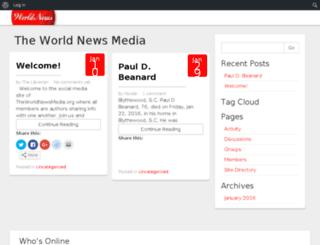 sites.theworldnewsmedia.org screenshot
