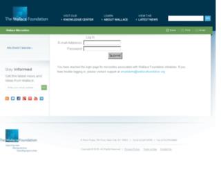 sites.wallacefoundation.org screenshot