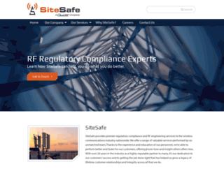 sitesafe.com screenshot