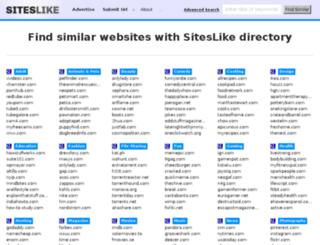 siteslike.net screenshot