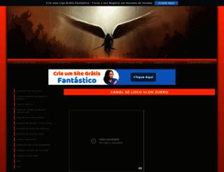 sitesluangabriel.comunidades.net screenshot