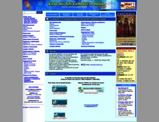siticattolici.it screenshot