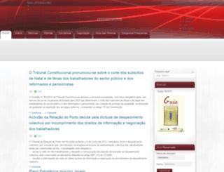 sitiodosdireitos.net screenshot