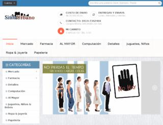 sitiourbano.com screenshot