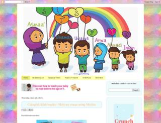 sitisifir10.blogspot.com screenshot