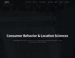 sitomobile.com screenshot