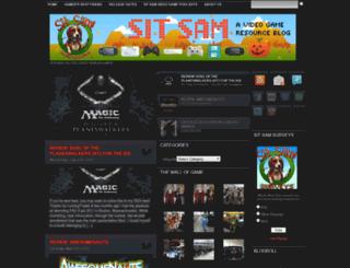 sitsam.com screenshot