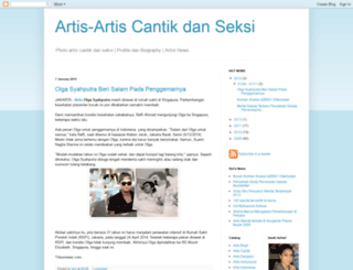 situsartis.blogspot.com screenshot