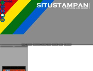 situstampan.blogspot.com screenshot