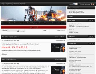siu-clan.com screenshot