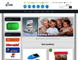 siva-toys.de screenshot