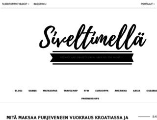 siveltimella.blogspot.co.nz screenshot