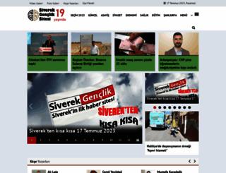 siverekgenclik.com screenshot