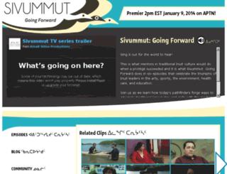sivumu.john.koumbit.org screenshot