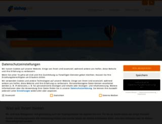 sixhop.de screenshot