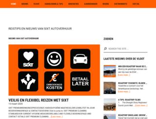 sixtblog.nl screenshot