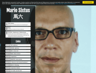 sixtus.net screenshot