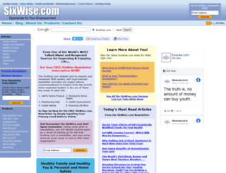 sixwise.com screenshot