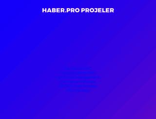 siyaset.haber.pro screenshot