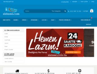 sizinmi.com.tr screenshot