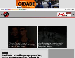 sjbonline.com.br screenshot