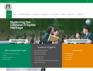 sjcs.edu.ph screenshot
