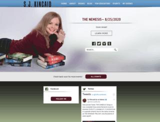 sjkincaid.com screenshot