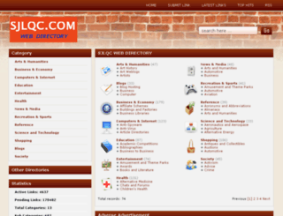 sjlqc.com screenshot