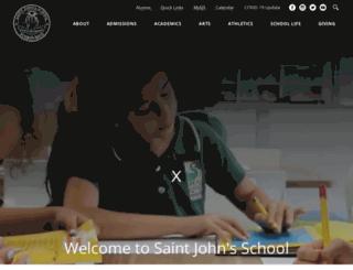 sjspr.org screenshot