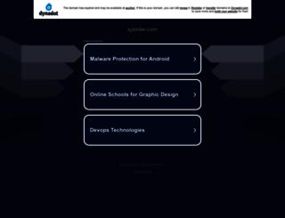 sjxxdw.com screenshot