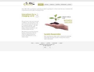 sk-consult.com screenshot