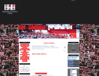 sk-slavia-praha.7x.cz screenshot