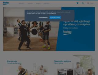 sk.bekocr.cz screenshot
