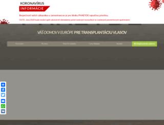 sk.phaeyde.com screenshot