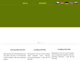 sk.trendhygiena.sk screenshot