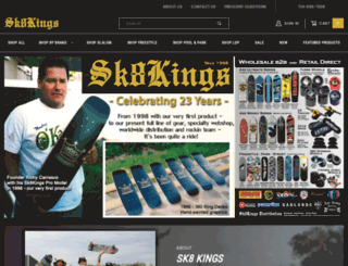 sk8kings.com screenshot