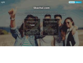 skachal.com screenshot