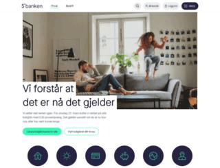 skandiabanken.no screenshot