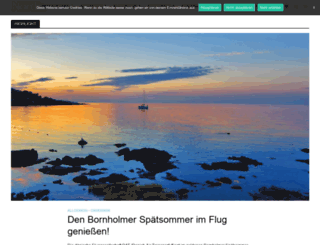 skandinavien.com screenshot